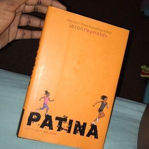 Book called Patina.